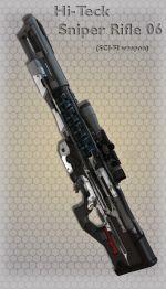 Hi-Teck Sniper Rifle 06