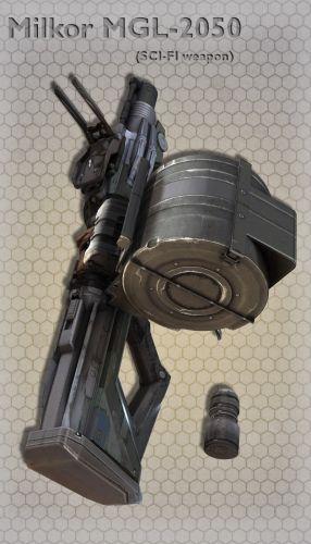 Milkor MGL-2050