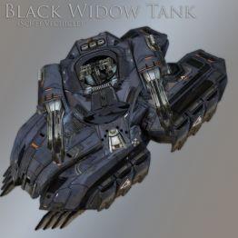 BlackWidow Tank