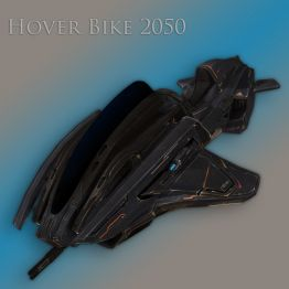 HoverBike 2050