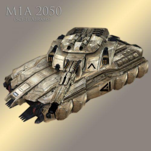 M1A 2050