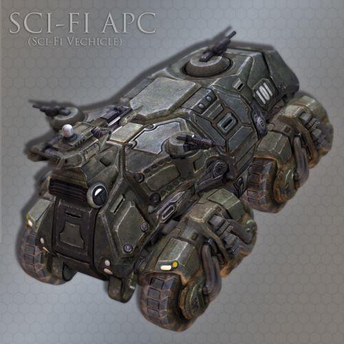 SCI-FI APC
