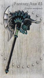 Fantasy Axe 03