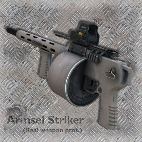 Armsel Striker