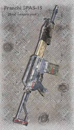 Franchi SPAS-15