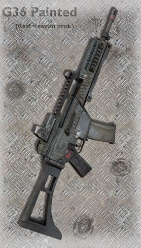 G36 Painted