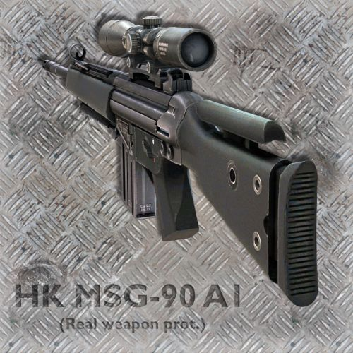HK MSG-90 A1