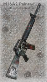 M16A2 Painted