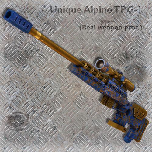 Unique Alpine TPG-1