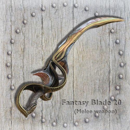 Fantasy Blade 20