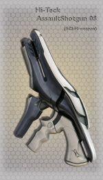 Hi-Teck AssaultShotgun 08