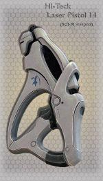 Hi-Teck Laser Pistol 14
