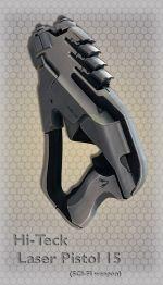 Hi-Teck Laser Pistol 15