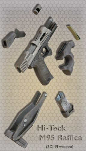 Hi-Teck M95 Raffica