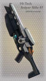 Hi-Teck Sniper Rifle 07