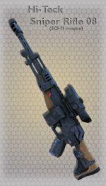 Hi-Teck Sniper Rifle 08