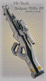 Hi-Teck Sniper Rifle 09