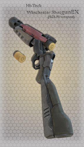 Hi-Teck Winchester ShotgunEX