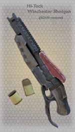Hi-Teck Winchester Shotgun