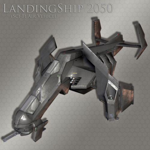 LandingShip 2050