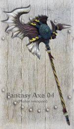 Fantasy Axe 04