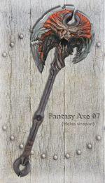 Fantasy Axe 07