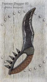 Fantasy Dagger 03