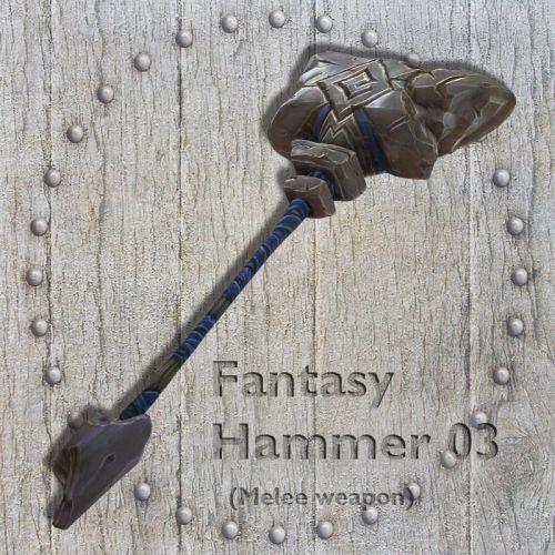 Fantasy Hammer 03