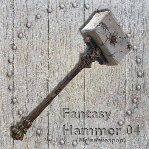 Fantasy Hammer 04