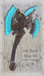 Hi-Teck Axe 03