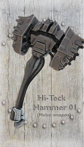 Hi-Teck Hammer 01