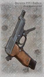 Beretta M93 Raffica
