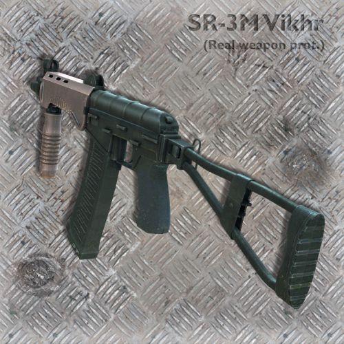 SR-3M Vikhr