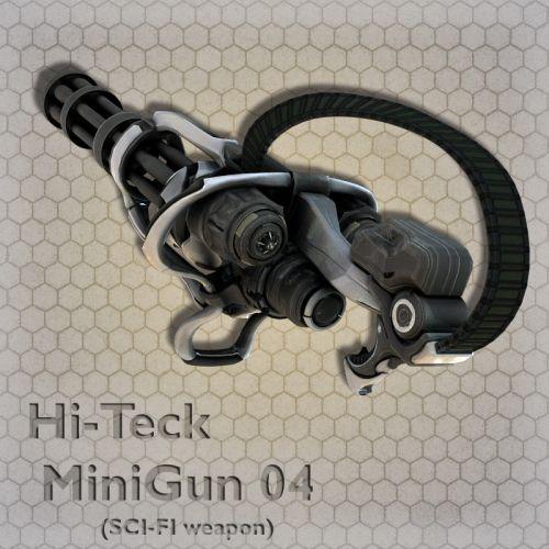 Hi-Teck MiniGun 04