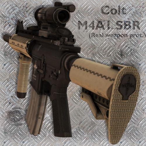 Colt M4A1 SBR