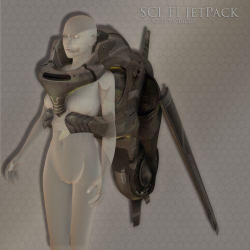 Sci-Fi JetPack 01