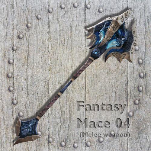 Fantasy Mace 04
