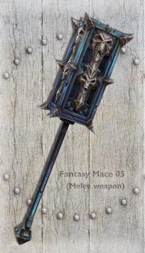 Fantasy Mace 05