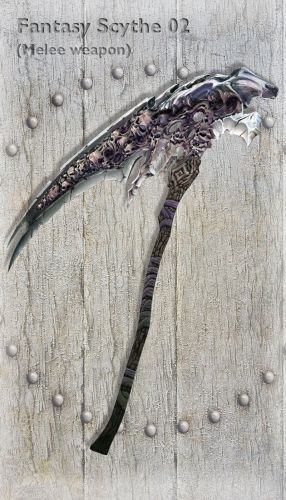 Fantasy Scythe 02