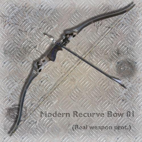 Modern Recurve Bow 01