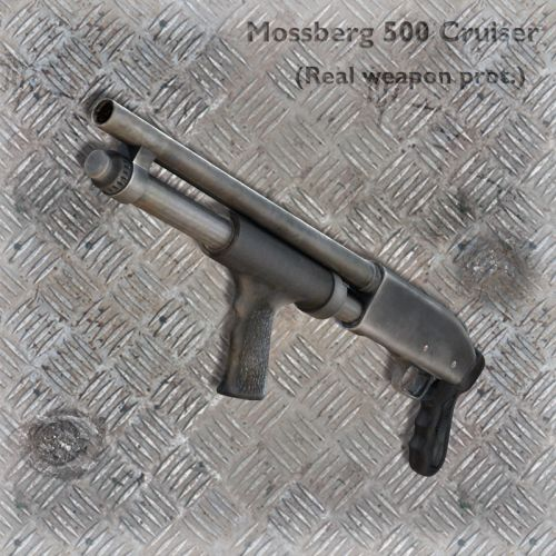Mossberg 500 Cruiser