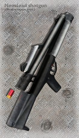Neostead shotgun