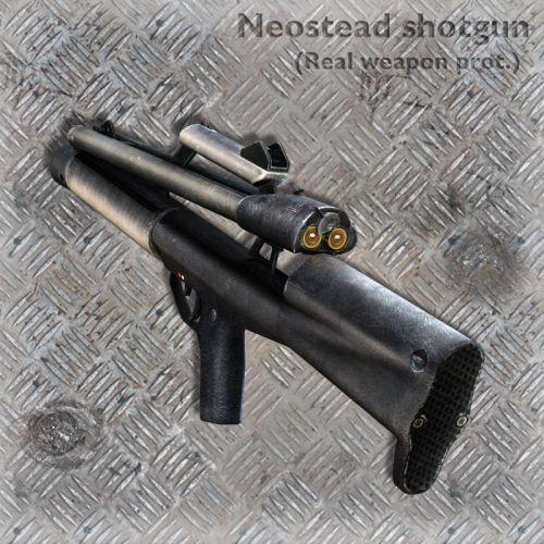 Neostead shotgun