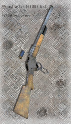 Winchester M1887 Ext