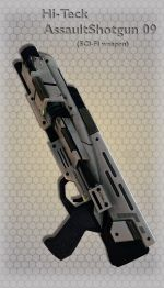Hi-Teck AssaultShotgun 09