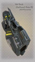 Hi-Teck OnHand Gun 02