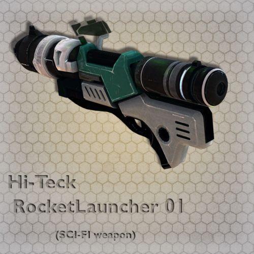 Hi-Teck RocketLauncher 01