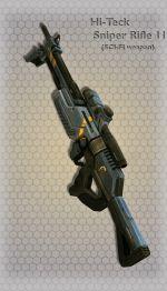 Hi-Teck Sniper Rifle 11