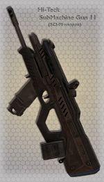 Hi-Teck SubMachine Gun 11