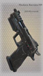 Modern Berreta M9